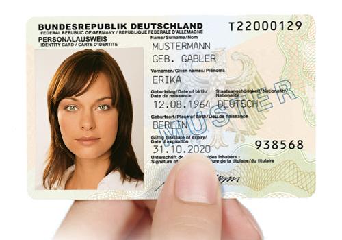 die schnellsten Passbilder für den Ausweis in Erlangen