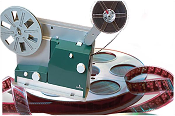 Super8 auf DVD
